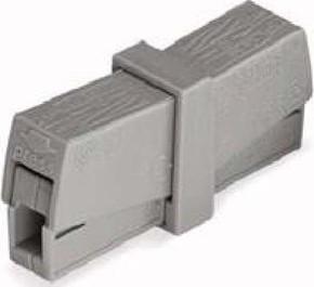 WAGO Kontakttechnik Serviceklemme 0,5-2,5mmq grau 224-201