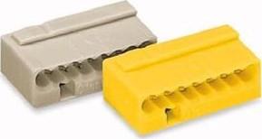 WAGO Kontakttechnik Verb.dosenklemme ge 8x0,6-0,8mm 243-508