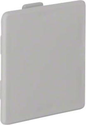 Tehalit Endplatte grau LK 500504 gr