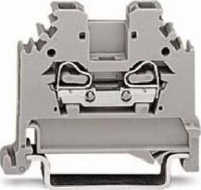 WAGO Kontakttechnik Durchgangsklemme gr 0,08-2,5qmm 280-101