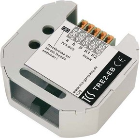 TCS Tür Control BUS-Rufrelais TRE2-EB
