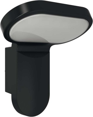 ESYLUX LED-Leuchte 3000K schwarz OL 200 LED 3K sw