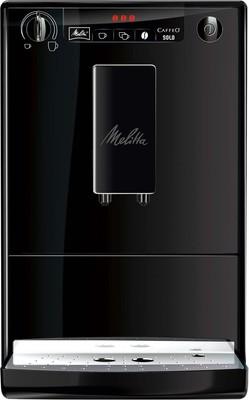 Melitta SDA Kaffee/Espressoautomat Caffeo Solo PureBlak E 950-222 sw