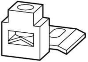 Eaton Steuerleitungsanschluß Rahmenklemme NZM-XSTK