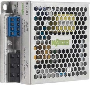 WAGO Kontakttechnik Power Netzgerät primär getaktet 787-1712
