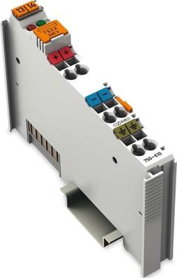 WAGO Kontakttechnik Potentialeinspeisung DC24V,Sicherungshalt 750-610