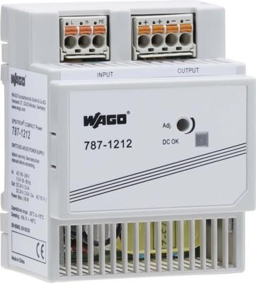 WAGO Kontakttechnik Power Netzgerät Epsitron 787-1212