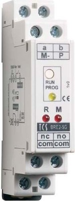 TCS Tür Control Bus-Relais Hutschienenmontage BRE2-SG