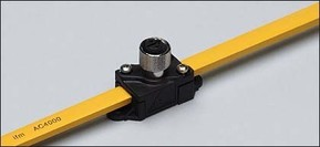 Ifm Electronic T-Verteiler BuchseM12-AS-i Flach AC5005