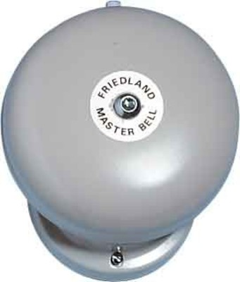 Honeywell Alarm-Läutewerk 12V,AC,0,70A,154mm 56-012 gr