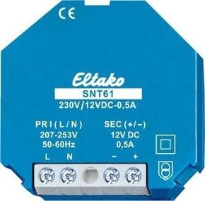 Eltako Schaltnetzteil SNT61-230V12VDC-0,5A