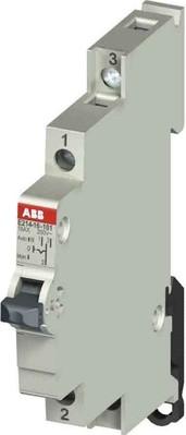 ABB Stotz S&J Gruppenschalter 16A E214-16-101