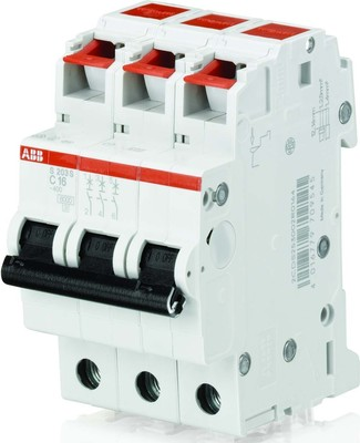 ABB Stotz S&J Sicherungsautomat B 16A 3p 440V S203S-B16