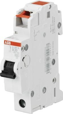ABB Stotz S&J Sicherungsautomat 6kA 16A C 1p -253V S201S-C16