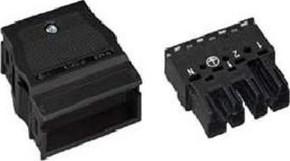 WAGO Kontakttechnik Stecker 2x0,5-4mmq weiß 770-134