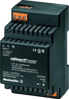 Weidmüller Stromversorgung CP SNT 24W 15V 1.5A