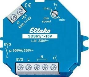 Eltako Steuerdimmschalter 1-10V,f.EVGs SDS61/1-10V