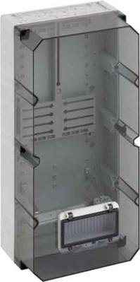 Spelsberg Zählergehäuse 400V transp. IP54 AKI-Z 410 K