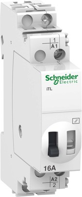 Schneider Electric Fernschalter ITL 1P 16A 230-240VAC A9C30811