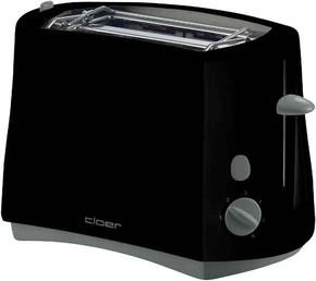 Cloer Toaster 2 Scheiben 3310 sw