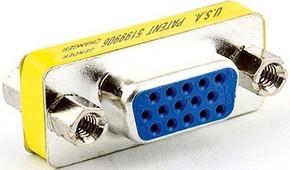 E+P Elektrik Kompaktadapter 15p.HD Kuppl./Kuppl. CC830