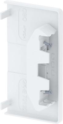 OBO Bettermann Vertr Endstück GK-E70130RW