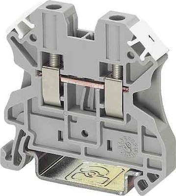 Phoenix Contact Durchgangsklemme 0,14-6qmm B=6,2mm gr UT 4