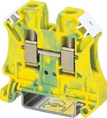 Phoenix Contact Schutzleiterklemme 0,2-10qmm gn-ge UT 6-PE
