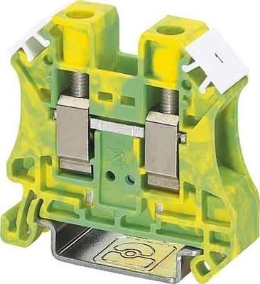 Phoenix Contact Schutzleiterklemme 0,5-16qmm gn-ge UT 10-PE