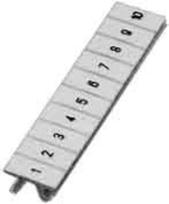 Phoenix Contact Zackband längs L1,L2,L3,N,PE ZB10,LGS:L1-N,PE