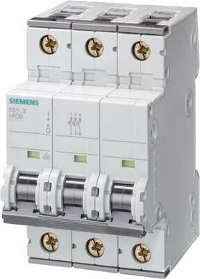 Siemens Indus.Sector LS-Schalter B32A,3pol,T=70,10kA 5SY4332-6