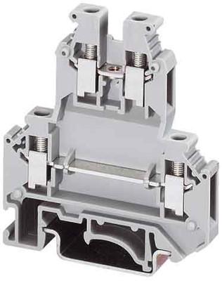Phoenix Contact Doppelstockklemme 0,2-4qmm gr UKK 5