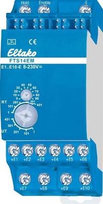 Eltako Taster-Eingabemodul f. RS485-Bus FTS14EM