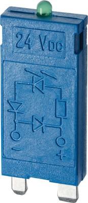 Finder Anzeige-EMV-Entstörmodul blau 99.01.9.024.99