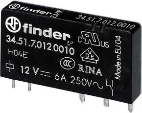 Finder Steck/Printrelais 34.51.7.060.0010
