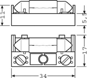 renz metallwaren kombitaster seko lt kunststoffrand schwarz 97 9 85089. Black Bedroom Furniture Sets. Home Design Ideas