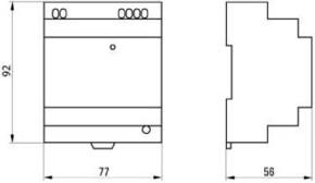 WHD Schaltnetzteil 24V 1,5A PS 24/1,5