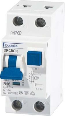 Doepke FI/LS-Kombination DRCBO3 B16/0,03/1N-A