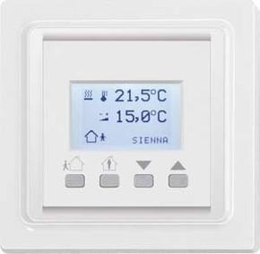 Eltako Temperatur-Regler f. Heizen und Kühlen PL-SAMTEMP