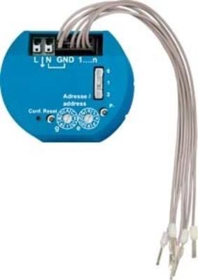Eltako Dezentraler-Sensoreingang 8-Kanal PL-SM8