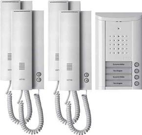 Ritto Komplettpaket weiß Entravox Audio, 4WE 1841470