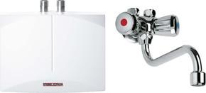 Stiebel Eltron Mini-Durchlauferhitzer weiß DNM 3+MAW