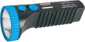 AccuLux PowerLux LED schwarz 422083