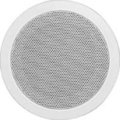 WHD EB-Lautsprecher Metall-Decken-EB UPM140-8 weiß