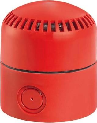 Grothe Elektrische Sirene rot SIR 8903RT