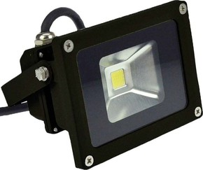 Scharnberger+Hasenbein LED-Außenstrahler 240V,10W,660Lm,6000K 39194