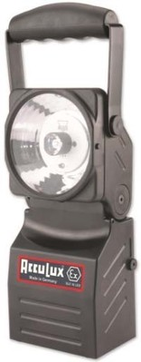 AccuLux EX SLE 16 LED Set schwarz 230V 12-24V 457181
