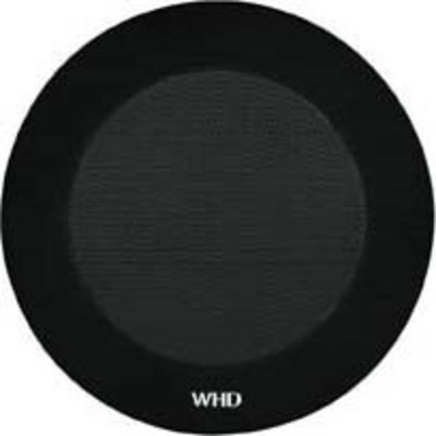 WHD Blende,rund Blende KBRW Basic KBRWBasic weiß