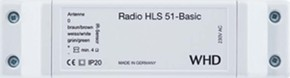 WHD Radio silber HLS51Basic si