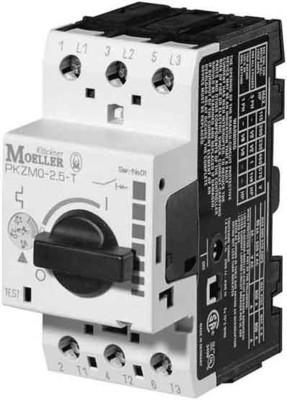 Eaton Transformatorschutz 3p,handbetätigt PKZM0-1,6-T